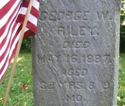 George W. Riley