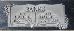Marl Edward Banks