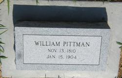 William Pittman