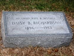 Daisy Mary <i>Beale</i> Richardson