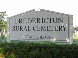 Fredericton Rural Cemetery