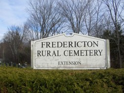 Fredericton Rural Cemetery Extension