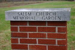 Salem Church Memorial Garden