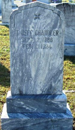 Thomas Jeff Chandler