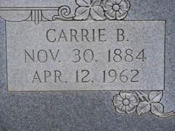 Carrie <i>Bailey</i> Hitt