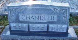 Mertie Jane Chandler