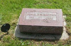Donald Marrell Don Booton