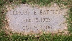 Emory E. Battles
