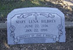 Mary Lena <i>Mitchell</i> Bilbrey