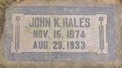 John Knowles Hales