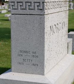 Bonnie <i>Morgan</i> Thompson