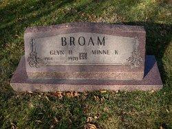 Glyn Dale Broam
