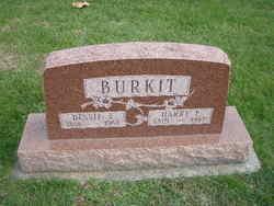 Bessie J <i>Rinehart</i> Burkit