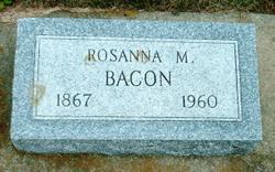 Rosanna Minnetta <i>Immke</i> Bacon