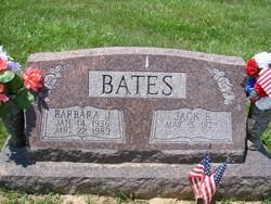 Jack E Bates