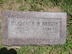 Clarence B Briggs
