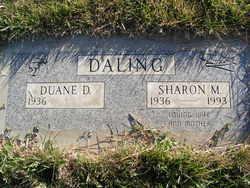 Sharon Marie <i>Jensen</i> Daling