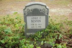 Addie <i>Cumbee</i> Benton