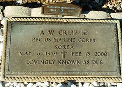 Alvin Wesley Dub Crisp, Jr