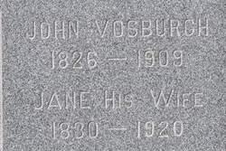 Jane Anna <i>Johnson</i> Vosburgh