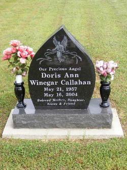 Doris Ann <i>Winegar</i> Callahan