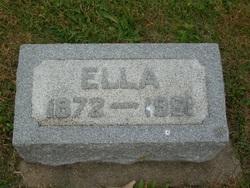 Mary Luella Ella <i>Dugan</i> Thompson