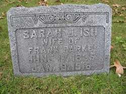 Sarah Jane <i>Ish</i> Parke