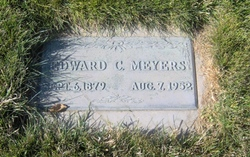 Edward Charles Meyers, Sr