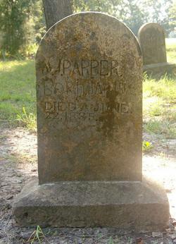 Nancy Jane <i>Dickens</i> Barber