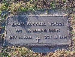 James Farrell Woods