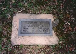 Alfred Lee Aldridge