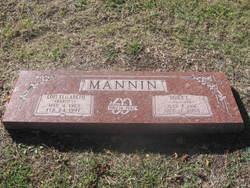 Lois Elizabeth <i>Barnes</i> Mannin