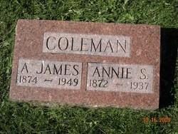 Annie S. <i>Mackie</i> Coleman