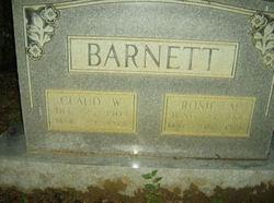Claud W. Barnett
