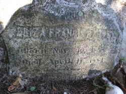 Elizabeth Frances Harvey