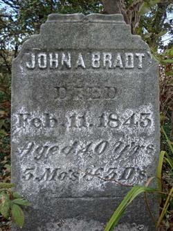 John A Bradt