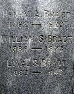 Henry A Bradt