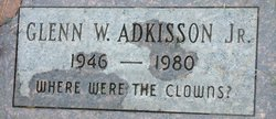 Glenn W Adkisson