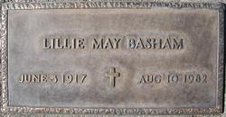 Lillie May <i>Nichols</i> Basham