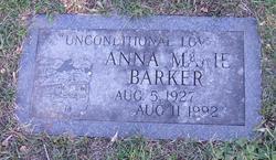 Anna Marie Barker