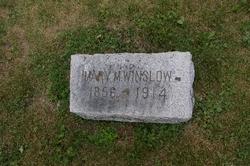 Mary Martha <i>Johnston</i> Winslow