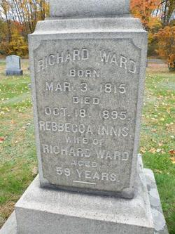Richard Ward, III