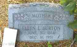 Ellen Letitia <i>Ellis</i> Burton