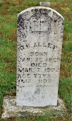 Daniel Briggs Alley, Sr