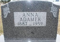 Anna Marie <i>Michaletz</i> Adamek