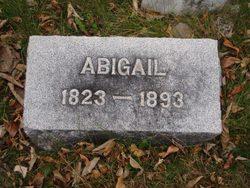 Abigail <i>Evans</i> Loy
