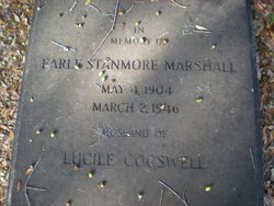 Earle Stanmore Marshall