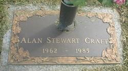 Alan Stewart Craft