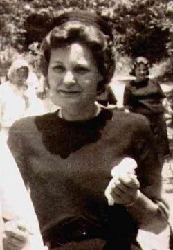 Virginia Kathleen Gin <i>Burke</i> Akers