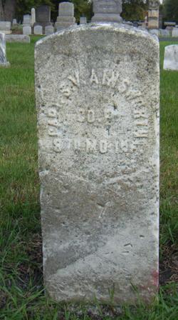 Capt Sidney W Ainsworth